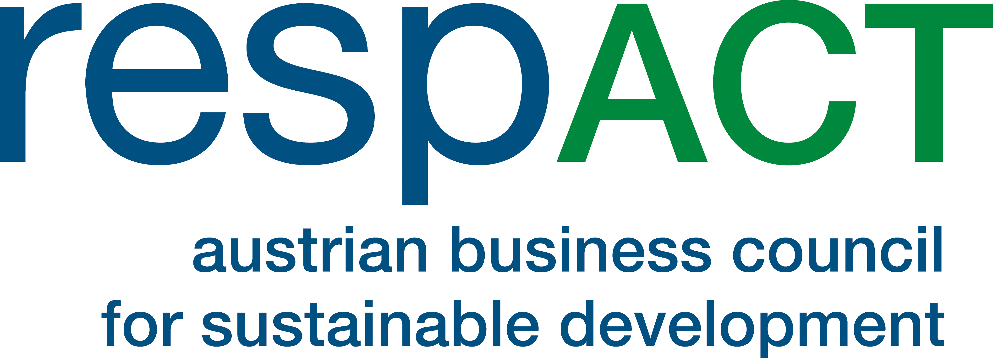 respACT - austrian business council for sustainable development